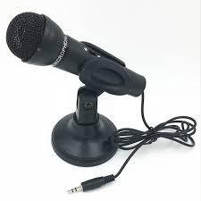 microphone de bureau yulass nouveau professionnel microphone de l ordinateur de poche