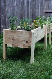 Garden Boxes Ideas The 25 Best Elevated Garden Beds Ideas On Pinterest Garden Box