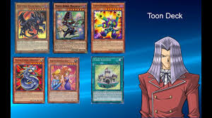 toon deck link format youtube