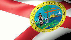 Florida State Flag Image Florida State Flag Waving Royalty Free Video And Stock Footage