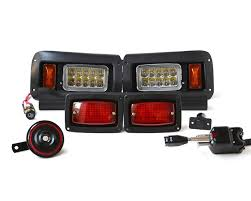 golf cart led strobe lights 26 best golf cart lights kits images on pinterest folk fork and