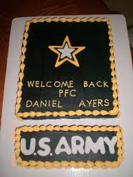 21 best army cakes images on pinterest army cake welcome home