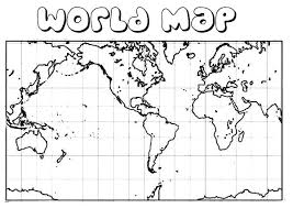 world map coloring pages printable diane u0027s corner read a road map day april 5 2016