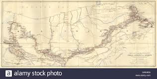 Tehran Map Iran Alborz Mountains Between Tehran Astrabad And Shahrud Rgs