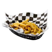 hamburger wrapping paper black checkered wax liners greaseproof paper hamburger wrapping