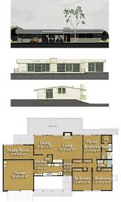 designing house plans build an eichler ranch house 8 original design house plans