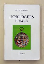 dictionnaire cuisine francais dictionnaire des horlogers francais by tardy abebooks