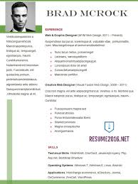 Chronological Resume Templates Most Recent Resume Format Chronological Resume Template Microsoft