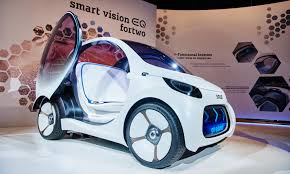 revolutionary mobility with the new smart electric drive