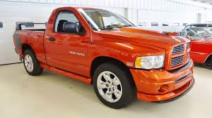 dodge trucks used 2005 dodge ram daytona magnum hemi slt stock 640831 for sale