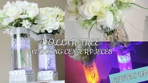 light up display stand dollar tree dollar tree wedding light up centerpieces d i y youtube