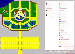 Map San Diego Jurassic Park San Diego Map Spanish Jurrasic Park Pinterest