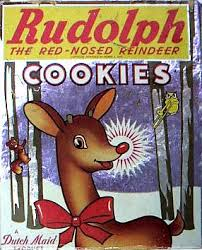 74 vintage rudolph images retro christmas