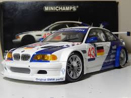 elms bmw used cars bmw m3 gtr elms 2001 by minichs 1 18 scale cs diecast tuning