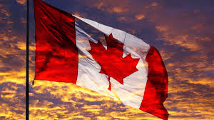Candaian Flag Screenheaven Canada Canadian Flag Clouds Flags Nationalism