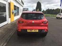 renault red used flame red renault kadjar for sale lincolnshire