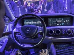 mercedes inside is mercedes s s class the most luxurious self driving car