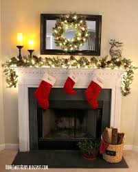 our mantel home sweet ruby