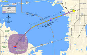 Map Of Clearwater Florida by Howard Frankland Bridge Study Project Overview