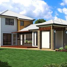 Double Storey House Floor Plans Two Storey House Floor Plans Pj Burns Builders