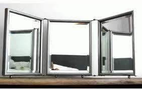 tri fold bathroom vanity mirrors u2022 bathroom vanity