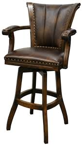 wooden bar stools with backs that swivel amazing top wood wooden swivel bar stools regarding with backs of