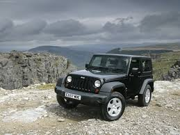jeep wrangler black jeep wrangler uk 2008 picture 7 of 16