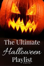 ultimate halloween party music playlist sugar u0026 soul