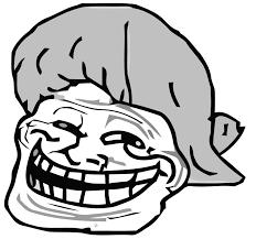 Troll Meme Face - troll granny jpg