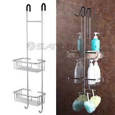 Door Shower Caddy Door Shelf Hanging Shower Caddy Future Home