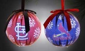 st louis cardinals ornaments bounce back sports groupon