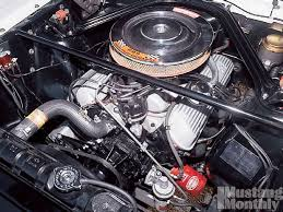 1967 mustang 289 engine how to choose the correct paint for your vintage mustang engine