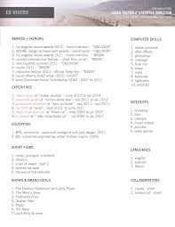 Sample Copy Editor Resume by Resume Video Editor Resume