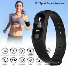 heart health bracelet images China m2 smart bracelet smart watch heart rate monitor bluetooth jpg