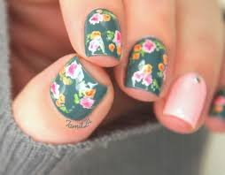 19 pictures of nail flowers design picsrelevant