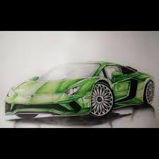 lamborghini aventador sketch aventador s atharva bam draw to drive