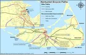 Norwalk Ohio Map by Nantucket Bike Rides Bike New England