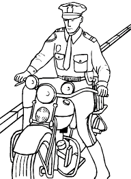 family people and jobs coloring pages