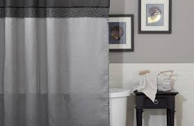 curtains bathroom shower curtains stunning bathroom curtains