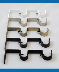 Curtain Rod Brackets Lowes Curtain Rod Extender To Solve Your Interior Window Decorating
