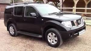 nissan pathfinder used review used 2006 56 reg nissan pathfinder aventura 2 5 dci 4x4 for sale