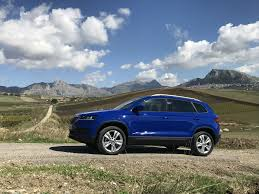 skoda karoq rebirth of the yeti we buy any car blog