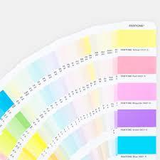 Pantone Spring Colors 2017 Pantone Pastels U0026 Neons Coated U0026 Uncoated Guide