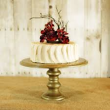 gold wedding cake stand fab finds pretty rustic wedding cake stands bravobride