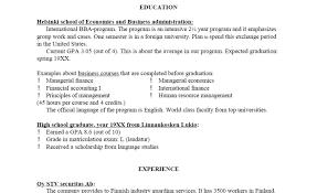 resume best resume advice sample cv resume format resume