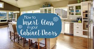 kitchen cabinet door glass inserts sound finish cabinet painting refinishing seattle how to