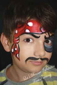Pirate Halloween Makeup Ideas by Best 20 Pirate Face Paintings Ideas On Pinterest Pirate Face