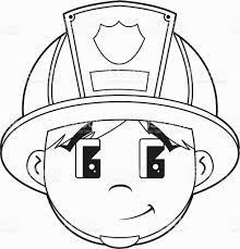 emejing firefighter badges coloring pages contemporary style and