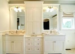 Cabinets Bathroom Vanity Built In Bathroom Vanity Cabinets U2013 Renaysha
