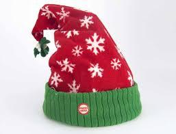 mistletoe hat rockin talkin mistletoe hat momspotted